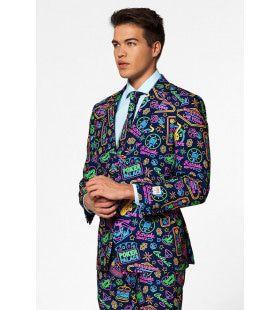 Mr. Vegas Casino Man Kostuum