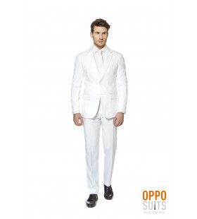 Angel White Night Opposuit Man Kostuum