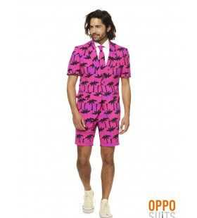 Summer Hawaii Tropical Inn Opposuit Kostuum Man
