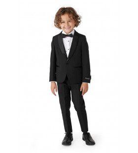 Gala Jet Set Zwart Opposuit Jongen Kostuum