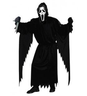Horror Hero Scream Kostuum Man