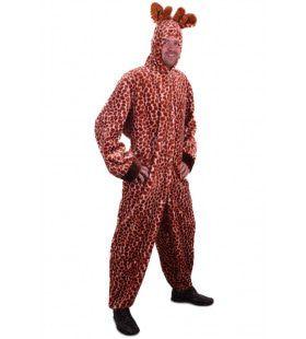 Gerard Giraffe Overall Pluche Kostuum