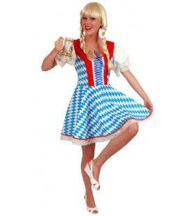 Oktoberfest Jurk Beieren Vrouw