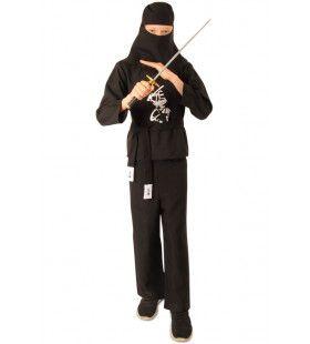 Verborgen Man Ninja Fujita Seiko Kostuum