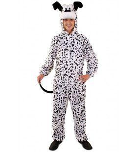 Dalmatier Hond Duizend Vlekken Kostuum