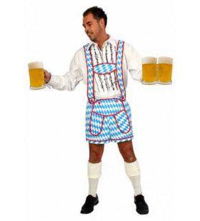 Oktoberfest Jodelbroek Man