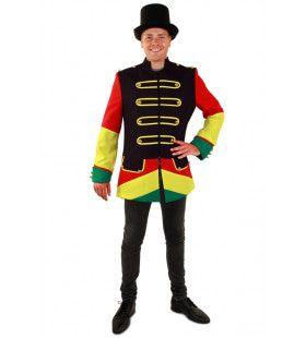 Officier In De Orde Van Limburg Jas Man