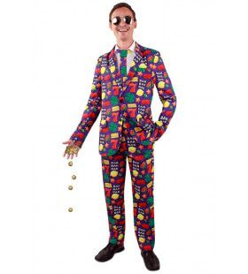 Casino Fruitautomaat Slot Machine Gok Man Kostuum