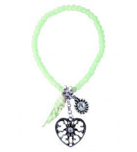 Armband Tiroler Kraaltjes Groen
