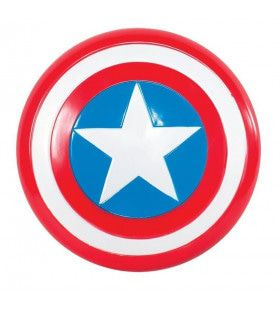 Captain America Avengers Assemble Kinder Schild