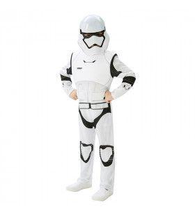 Keizerlijke Stormtrooper Elite Soldaat Kind Kostuum