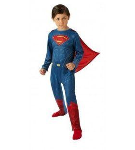 Vliegende Superman Superheld Kind Kostuum