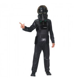 Death Trooper Deluxe Star Wars Kind Kostuum