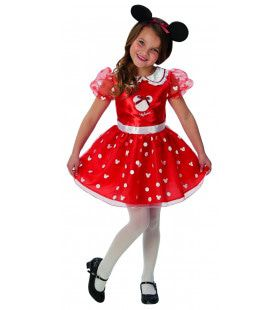 Disney Superster Minnie Mouse Meisje Kostuum