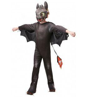 Toothless Tandloos Bijtkwijt How To Train Your Dragon Kind Kostuum