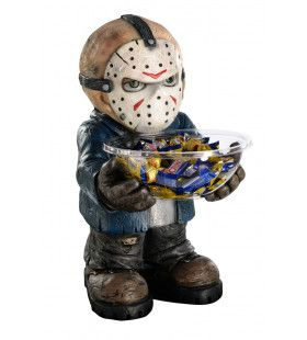 Jason Voorhees Friday The 13th Figuur Met Snoepschaal