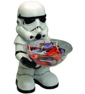 Stormtrooper Figuur Met Snoepschaal