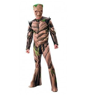 Tiener I Am Groot Infinity War Man Kostuum