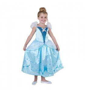 Koninklijke Cinderella Ster Van Het Bal Sprookjes Meisje Kostuum