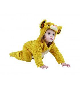 Pluche Simba Lion King Kind Kostuum
