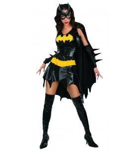 Supersterke Superheld Batgirl Film Vrouw Kostuum