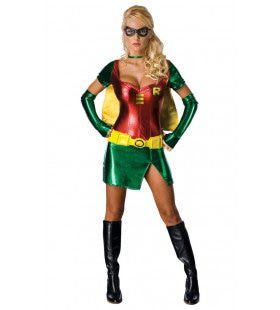 Zo Ziet Batman Robin Graag Vrouw Kostuum