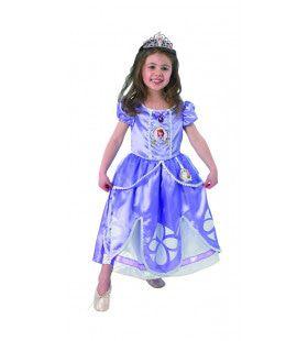 Sofia Het Prinsesje Deluxe Disney Meisje Kostuum
