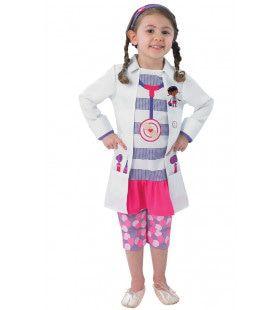 Doc Mcstuffins Speelgoed Ziekenhuis Meisje Kostuum