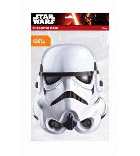 Star Wars Stormtrooper Classic Masker Karton