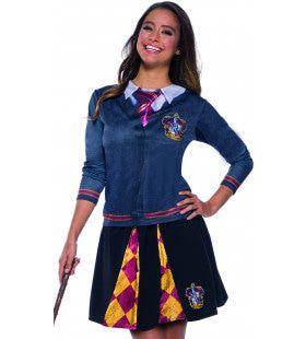 Schooluniform Zweinstein Harry Potter Gryffindor Rok Vrouw