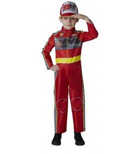 Cars Deluxe Lightning Mcqueen Sneller Dan Het Licht Kind Kostuum