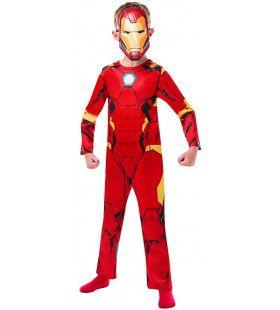 Iron Man Classic Kind Boy Of Steel Jongen Kostuum