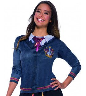 Schooluniform Zweinstein Harry Potter Gryffindor Top Vrouw