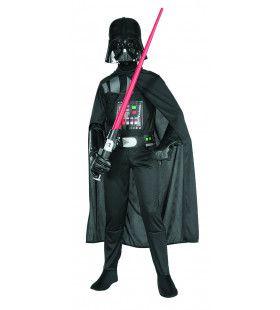 Star Wars Meester Van Het Kwaad Darth Vader Kind Jongen Kostuum