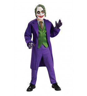 Niet Zo Serieus Deluxe The Joker Kind Jongen Kostuum