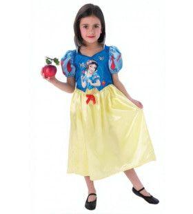 Sneeuwwitje Houdt Van Rode Appels Meisje Kostuum