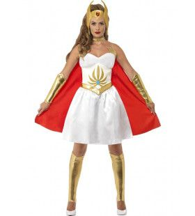 She-Ra Actieheld Prinses Vrouw Kostuum