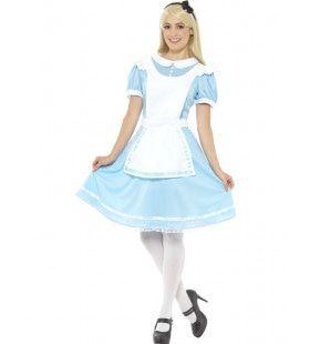 Wonderlijk Fraaie Alice Vrouw Kostuum