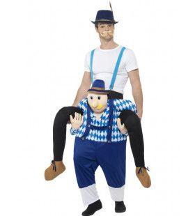 Op De Rug Van Beieren Bierman Kostuum