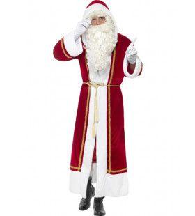 Kerstman Mantel Kostuum