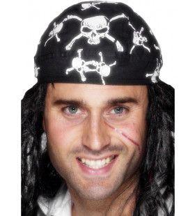 Bandana Muts Dodelijke Piraat