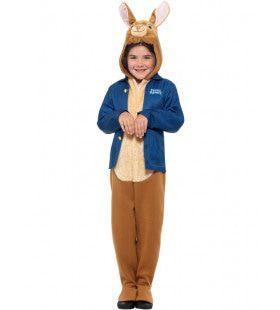 Peter Rabbit Beatrice Potter Konijn Jongen Kostuum