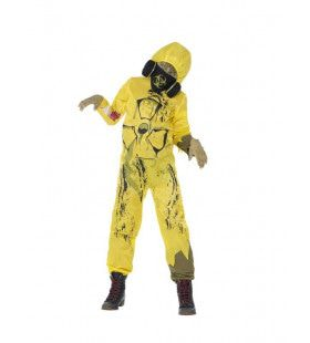 Tony Toxic Chemisch Kern Afval Jongen Kostuum