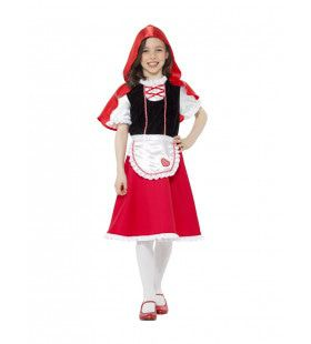 Roodkapje Het Schatje Van Oma Meisje Kostuum