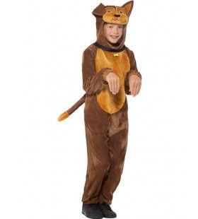Grote Bruine Hond Kostuum