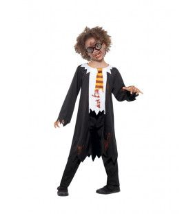 Zombie Student Horror School Kostuum