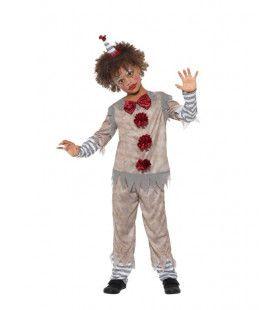 Klassieke Clown Boltini Kostuum