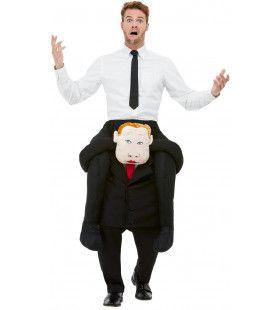 Op De Rug Van President Poetin Kostuum