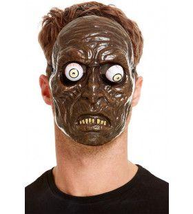 Al Eeuwen In De Grond Zombie Masker Met Rollende Ogen