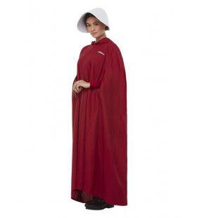 Handmaids Tale Dienstmeisje Vrouw Kostuum